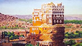 Lâu đài Đá: Niềm tự hào xen lẫn đau thương của người Yemen