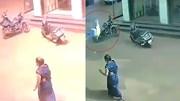 Bé trai 2 tuổi rơi từ tầng 3 xuống đất thoát chết vì lý do bất ngờ