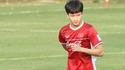 'Sao' Viettel nói về khó khăn khi cùng bảng Thái Lan ở vòng loại U23 Châu Á