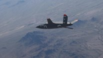 Hé lộ máy bay chiến đấu không người lái tàng hình của Mỹ