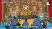 1 ngày của hoàng đế như thế này, bạn có muốn làm vua nữa không?
