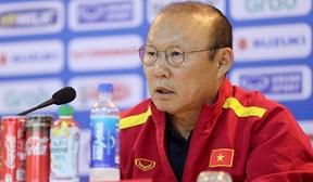 Thầy Park đánh giá thể hình U23 Việt Nam trước vòng loại U23 Châu Á