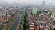 Con đường đi bộ dài nhất Hà Nội: Mới, đẹp nhưng... vẫn bốc mùi