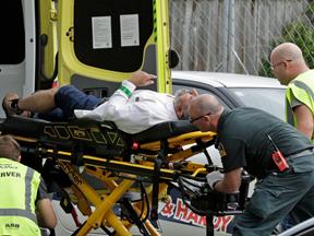 Xả súng đẫm máu tại New Zealand, hàng chục người thương vong