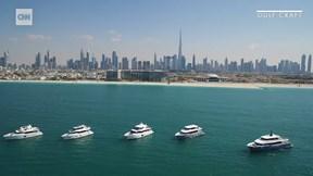 Dubai: Thủ đô 'nhà giàu' và cuộc chạy đua siêu du thuyền thế hệ mới