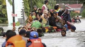 Hơn 50 người thiệt mạng do lũ quét ở miền đông Indonesia