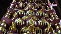 Khám phá tháp Cửu phẩm liên hoa tại chùa Đồng Ngọ, Hải Dương