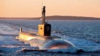Nga khoe uy lực tàu ngầm hạt nhân quái vật trên biển