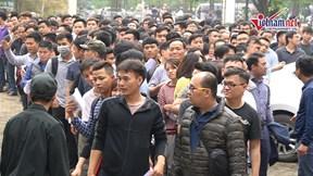 Vòng loại U23 châu Á: Ngán ngẩm với chuyện 'cò vé'
