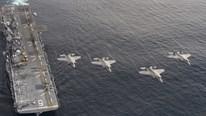 5 yếu tố giúp Hải quân Mỹ trở nên 'bất khả chiến bại'