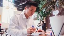 U23 Việt Nam đấu Indonesia, Trung vệ Bùi Tiến Dũng khai trương quán cà phê
