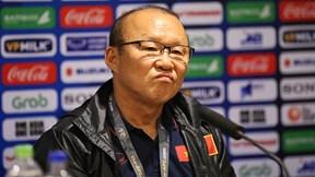 HLV Park chỉ lỗi học trò, không hài lòng trận thắng U23 Indonesia
