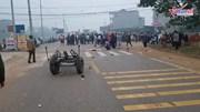 Kinh hoàng xe khách đâm đoàn người đưa tang, 7 người chết