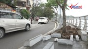 Vỉa hè Hà Nội sẽ được lát gạch bê tông vân đá