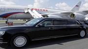 Siêu xe của Putin gây chú ý khi lăn bánh tới thăm nhà máy Mercedes-Benz