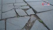 Hà Nội: Vỉa hè lát đá trăm tỷ vỡ nát hàng loạt sau 2 năm