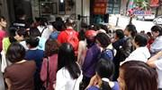 Người Hà Nội xếp hàng mua bánh trôi, bánh chay ngày Tết Hàn thực