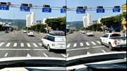 Đà Nẵng: Đoàn xe ô tô ngang nhiên vượt đèn đỏ trên đường Ngô Quyền