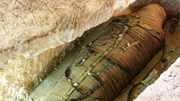 Khai quật xác ướp 2500 tuổi của 'thần Trí tuệ' thời Ai Cập cổ đại