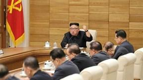 NLĐ Kim kêu gọi tinh thần tự lực, 'không quỳ gối trước lệnh trừng phạt'