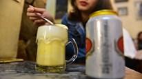Bia trứng có '1-0-2' của Việt Nam gây sốt trên thông tấn Pháp