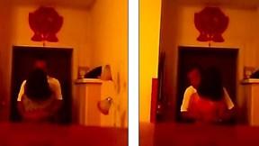 Chồng phát hiện vợ ngoại tình với bạn thân nhờ camera để quên ở nhà