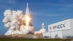 SpaceX phóng thành công tên lửa mạnh nhất hành tinh