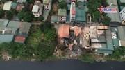 Vụ cháy ở Trung Văn: Còn hàng chục nhà xưởng hoạt động trên đất lấn chiếm