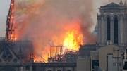 Thế giới thương tiếc Nhà thờ Đức Bà Paris, TT Trump có cách chữa cháy lạ