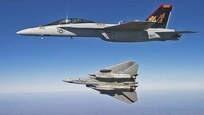 Tiêm kích 'mèo đực': Chiến cơ huyền thoại của Hải quân Mỹ