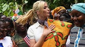 Ái nữ Tổng thống Mỹ, Ivanka Trump nhảy múa tưng bừng khi công du