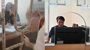 Dân chui qua lỗ làm việc, Nam Định thu nhỏ ô kính