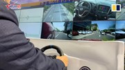 Công nghệ lái xe tự động cách hơn 1000km qua mạng 5G