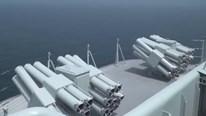 Trung Quốc hé lộ dàn vũ khí trên tàu sân bay tự chế mới