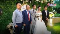 HLV Park Hang-seo phá lệ lần đầu dự đám cưới học trò ở Việt Nam