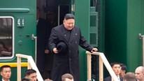 Chủ tịch Kim Jong-un đã tới Nga để tham dự hội nghị với TT Putin