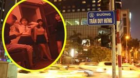 Sự thật về mại dâm kiểu côn đồ trấn lột ở Trần Duy Hưng, Hà Nội