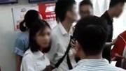 Hà Nội: Người đàn ông bị tố sàm sỡ cô gái tại chung cư Linh Đàm