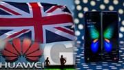 Anh cho phép Huawei tham gia mạng 5G, smartphone 2.000 USD hủy lên kệ