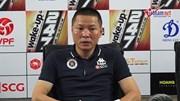 HLV Chu Đình Nghiêm: BTC đúng đắn, nhanh nhạy khi giảm án 'treo sân'
