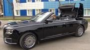 Chiêm ngưỡng siêu xe mới của TT Putin