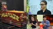 NSƯT Kim Xuân, Ngô Thanh Vân, Lý Hải nghẹn ngào khi đến viếng Lê Bình
