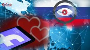 Tiết lộ 'người tình trong mộng' cho Facebook, Nga tăng cường phòng thủ mạng