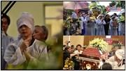 Bài điếu văn đẫm nước mắt tại tang lễ cố nghệ sĩ Lê Bình