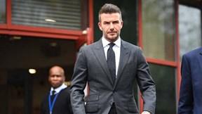 Beckham bị cấm lái xe 6 tháng vì vừa lái xe chơi điện thoại