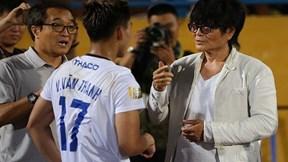 Thầy Park 'phái' bác sĩ người Hàn 'theo dõi' Văn Thanh, Tuấn Anh?