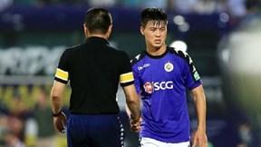 Duy Mạnh chấn thương, có thể vắng mặt ở King's Cup 2019