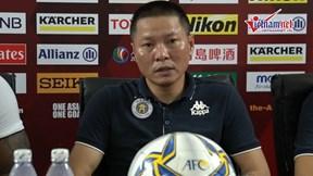 Thắng cách biệt 'đại gia' Singapore, HLV Chu Đình Nghiêm vẫn không hài lòng