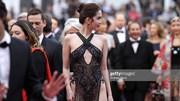 Ngọc Trinh diện váy xuyên thấu lộ nguyên vòng 3 tại LHP Cannes 2019