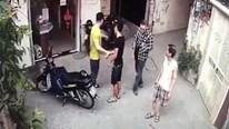 Nghênh ngang trộm xe trước của nhà, chưa kịp tẩu thoát đã bị tóm gọn